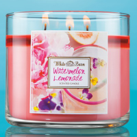 3-Wick Candle- Watermelon Lemonade T