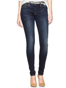 1969 legging jeans - santa cruz blue
